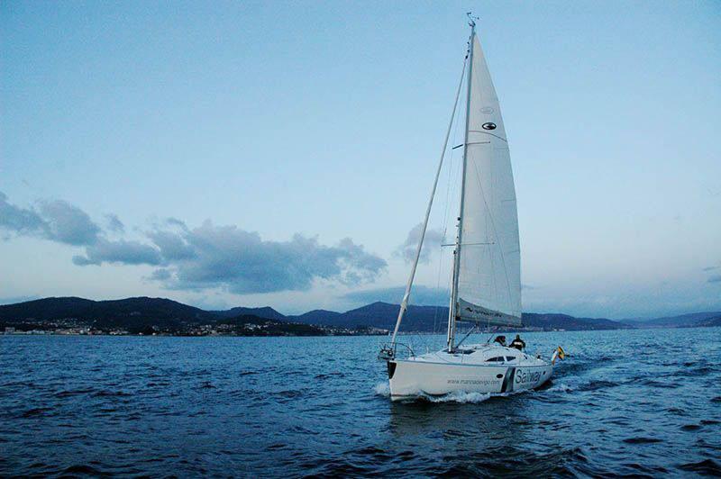 Ruta en velero por las Rías Baixas de 5 días / 4 noches.