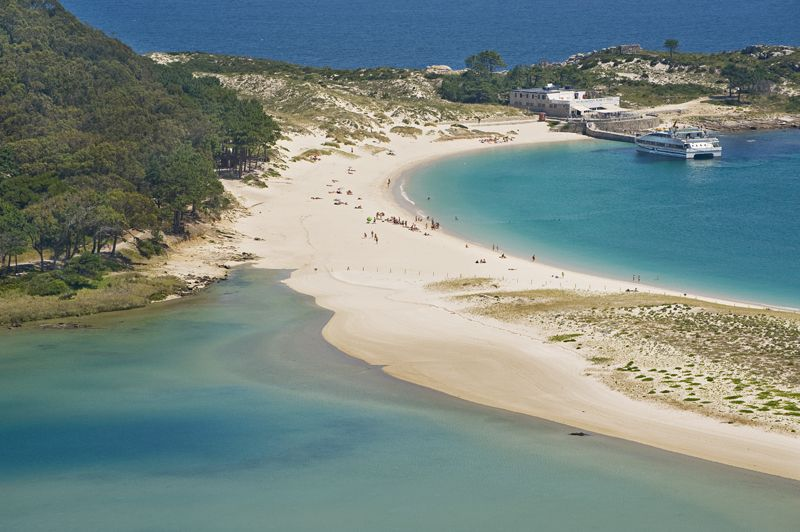 Islas_Cies_sailway_flotilla_destino_Galicia