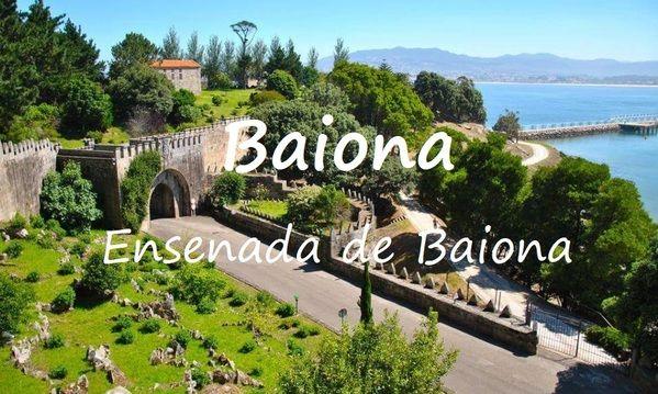 BAIONA_Galicia_RIas Baixas_Sailway_Charter