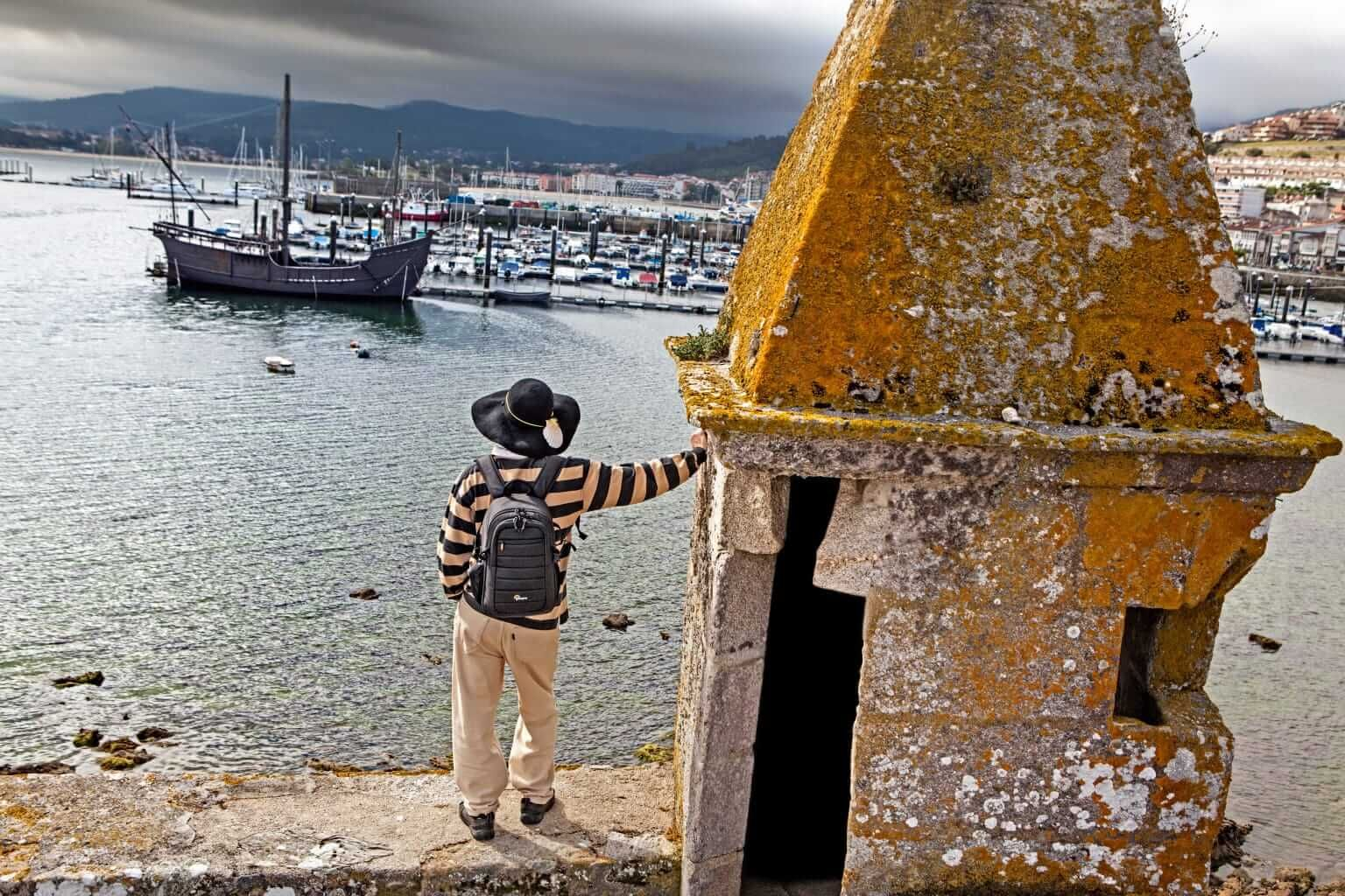5 days Camino by Sea - A Xacobean Nautical Crossing