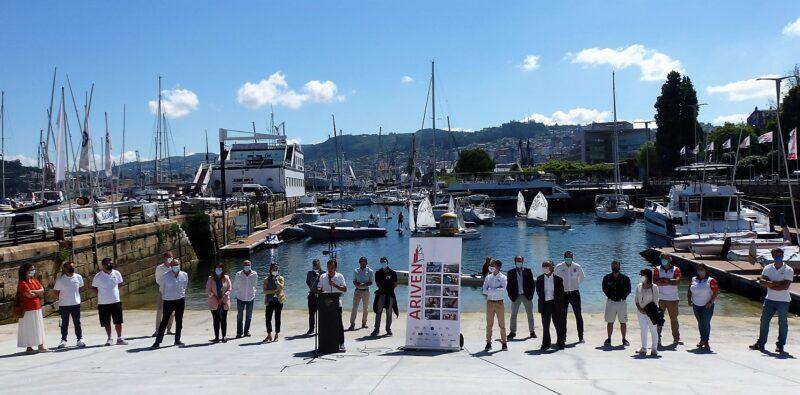ARIVEN_Asociacion_nautica_Ria_de_Vigo_Sailway