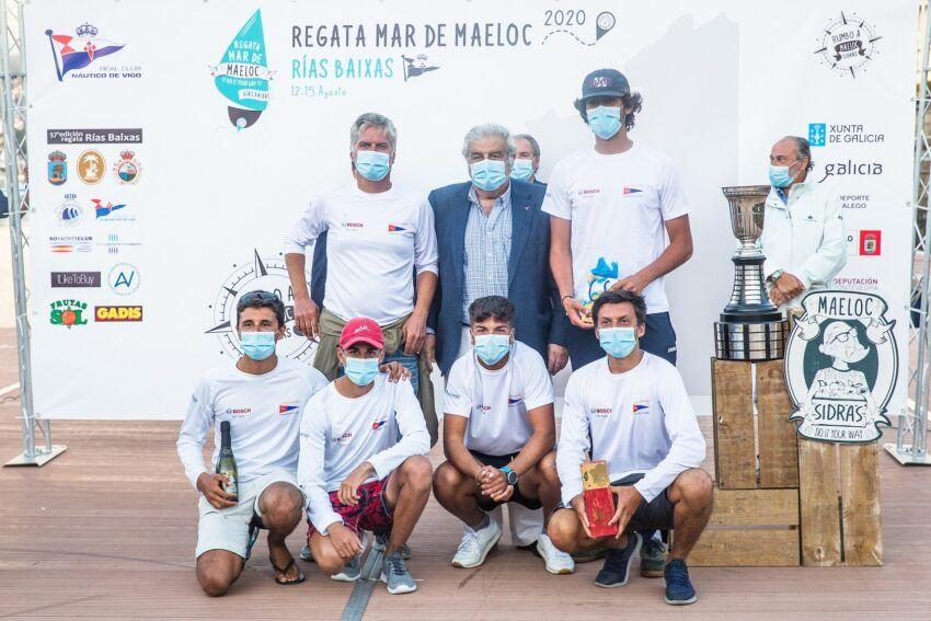 Regata_Mar_de_ Maeloc_Rías_Baixas_Sailway_Elan_202