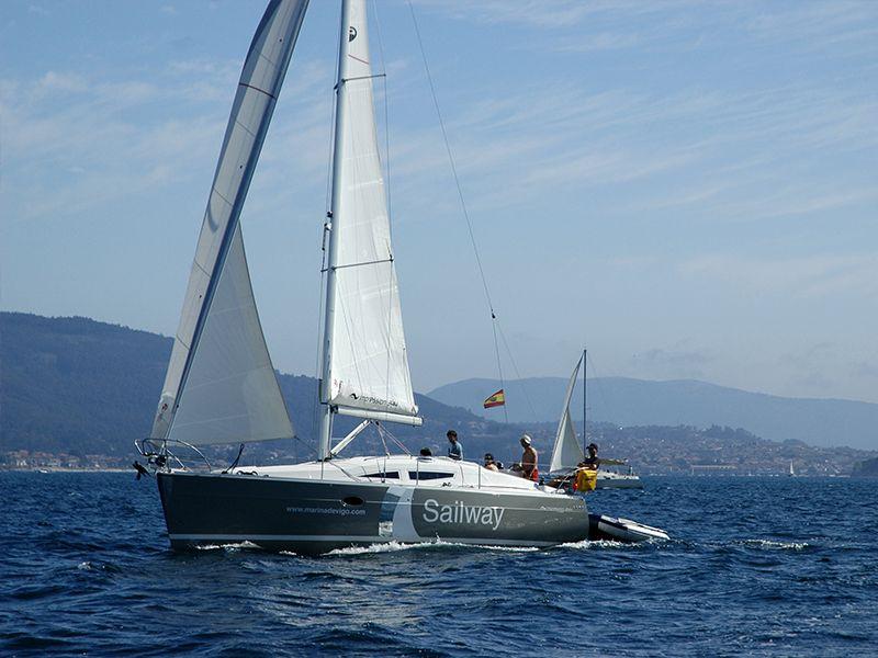 Embarcaciones de alquiler Sailway