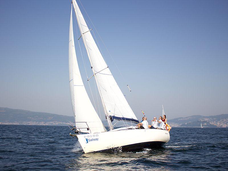 Embarcaciones de alquiler